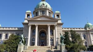 belgrad - parlament house