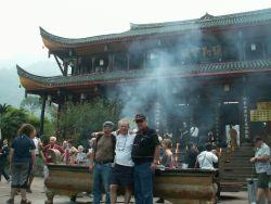 היום החמישי לטיול לסין - לישיאן וצ'אנג דו