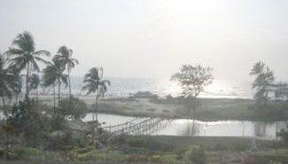 החוף באראמבול, גואה