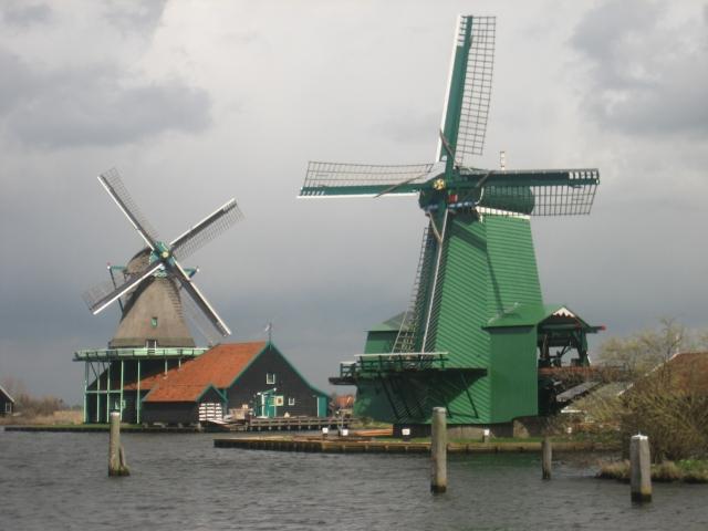 טיול מסביב לאמסטרדם - כפר הדייגים