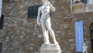 פירנציה פסל דוד - טיולים וסיפורים