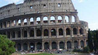 רומא הקולוסיאום - טיולים וסיפורים