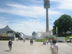 הכפר האולימפי במינכן
