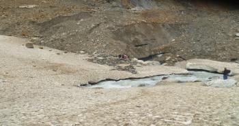 קרחון דולקארה - טיולים וסיפורים