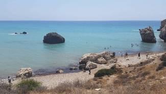 סלע אפרודיטה קפריסין
