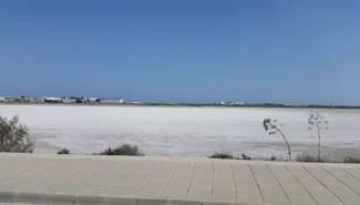 אגם המלח בלרנקה