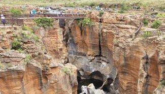 דרום אפריקה - blyde river canyon