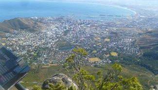 דרום אפריקה - מבט מהר השולחן