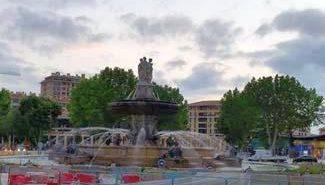 אקס אן פרובנס Aix-en-Provence